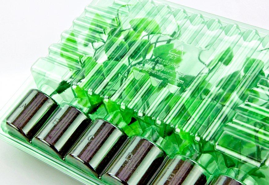 Emballages pour plantes pour la VPC